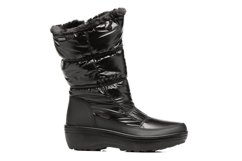 Sportschoenen Skechers Alaska Abyss Zwart achterkant