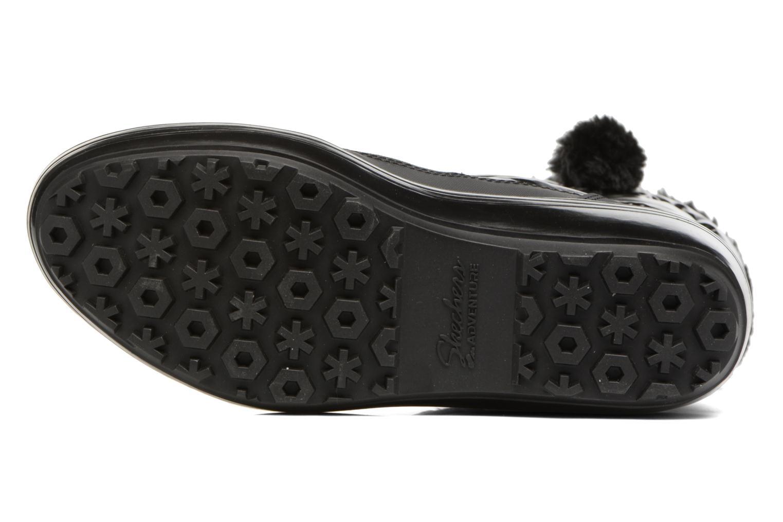 Sportschoenen Skechers Alaska Abyss Zwart boven