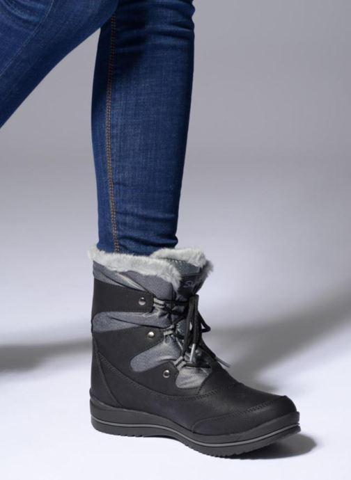 Zapatillas de deporte Skechers Colorado Castle Rock Negro vista de abajo