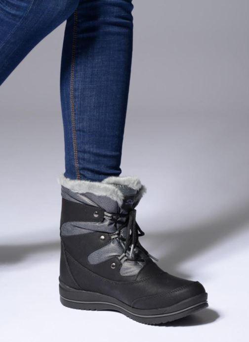 Chaussures de sport Skechers Colorado Castle Rock Marron vue bas / vue portée sac