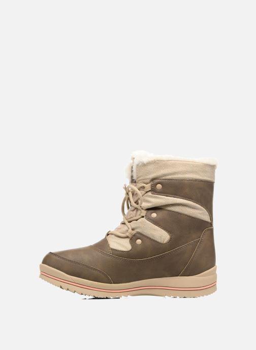 Chaussures de sport Skechers Colorado Castle Rock Marron vue face