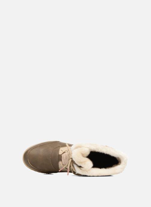 Chaussures de sport Skechers Colorado Castle Rock Marron vue gauche