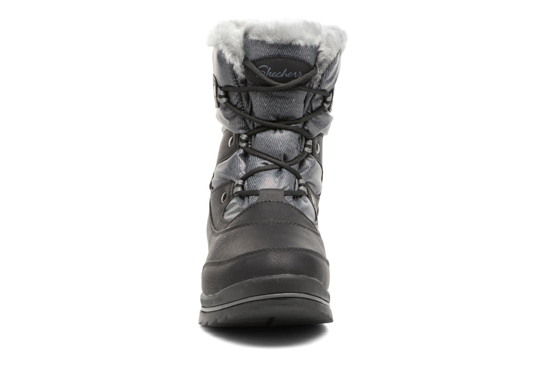 Sportschuhe Skechers Colorado Castle Rock schwarz schuhe getragen