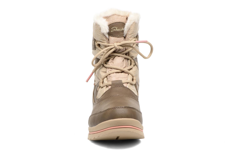 Sport shoes Skechers Colorado Castle Rock Brown model view