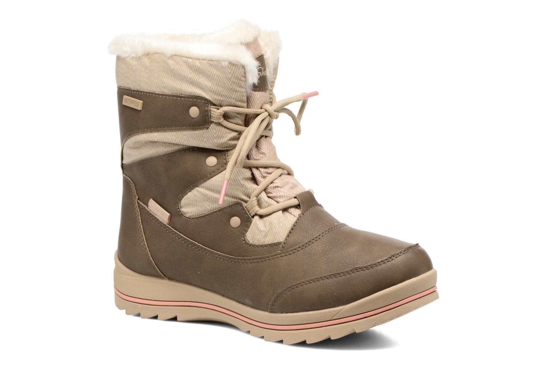 Sport shoes Skechers Colorado Castle Rock Brown detailed view/ Pair view
