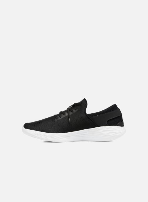 Chaussures de sport Skechers You Inspire Noir vue face