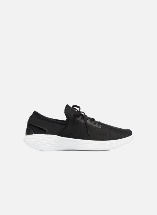 Sportschoenen Skechers You Inspire Zwart achterkant