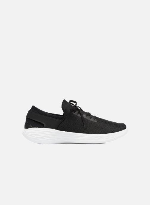 Sport shoes Skechers You Inspire Black back view