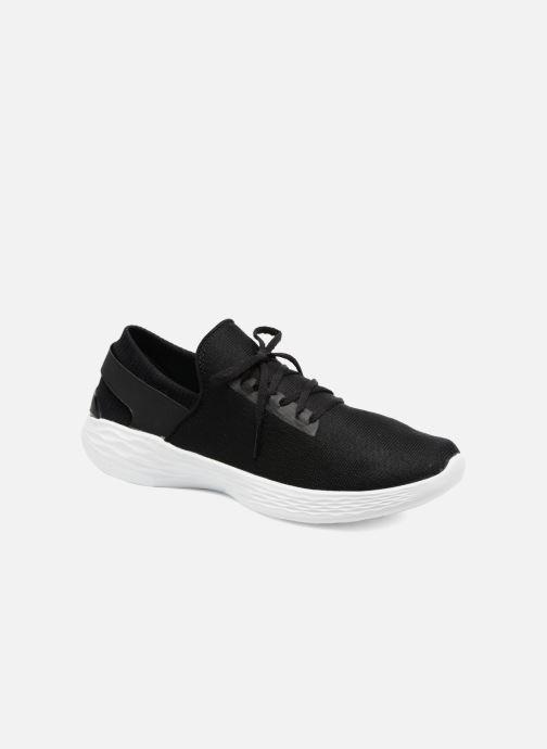 Sportschoenen Skechers You Inspire Zwart detail