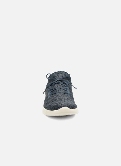 Chaussures de sport Skechers You Inspire Bleu vue portées chaussures
