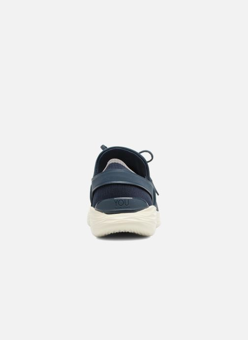 Sport shoes Skechers You Inspire Blue view from the right