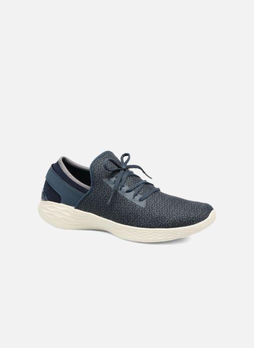 Sportschoenen Skechers You Inspire Blauw detail