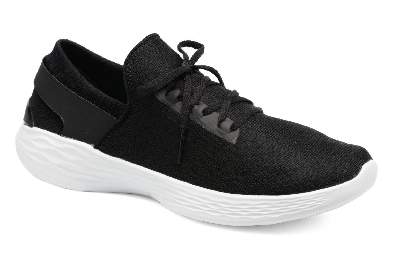 Chaussures de sport Skechers You Inspire Noir vue détail/paire