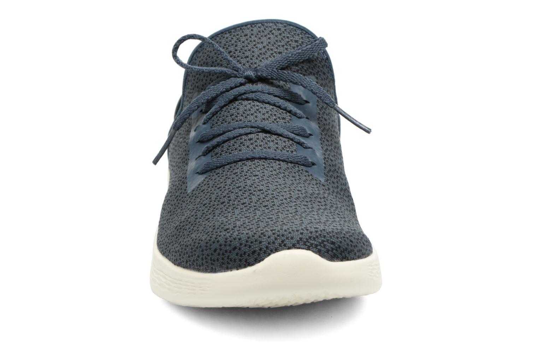 Zapatillas de deporte Skechers You Inspire Azul vista del modelo