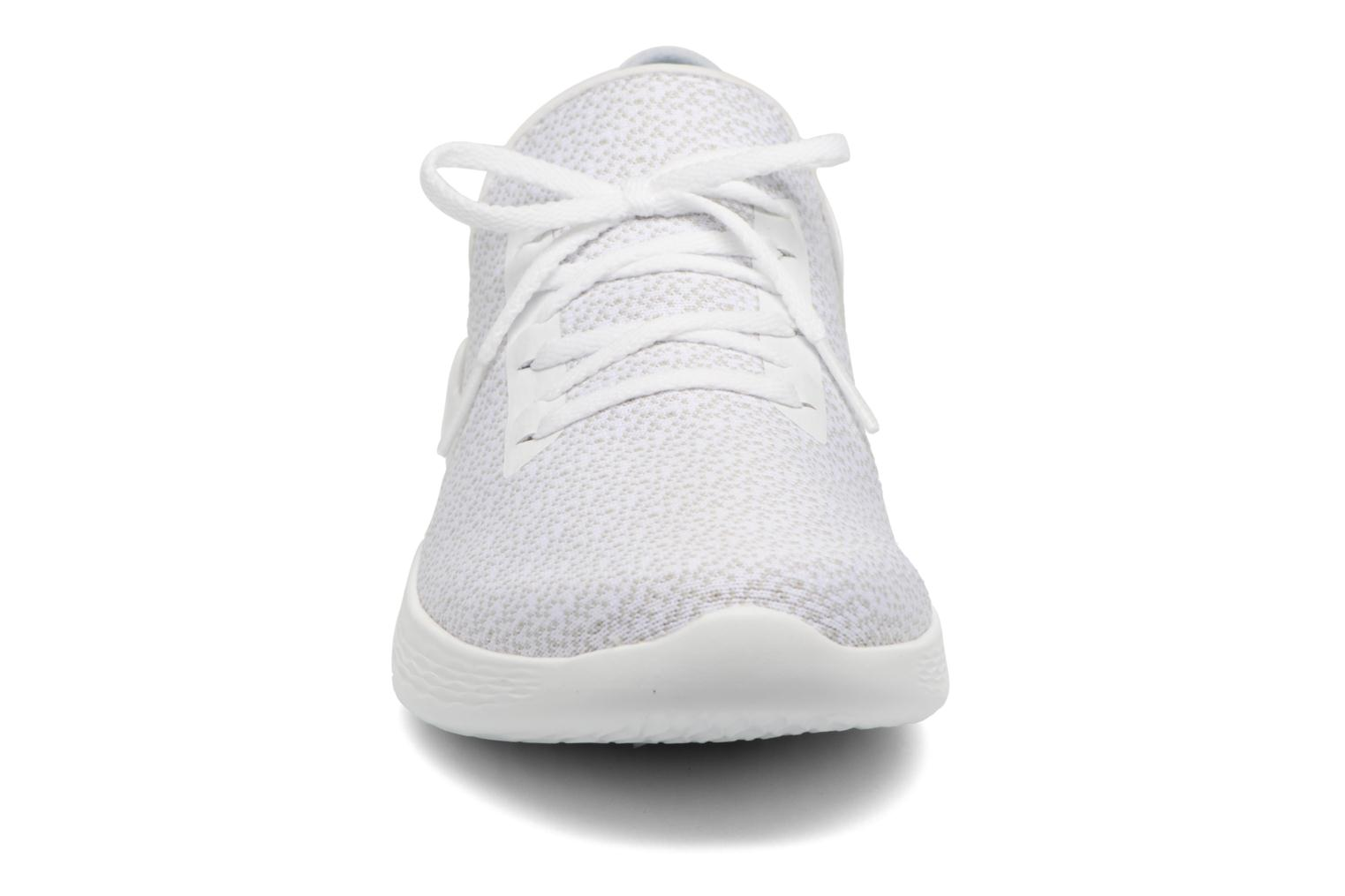 Zapatillas de deporte Skechers You Inspire Blanco vista del modelo