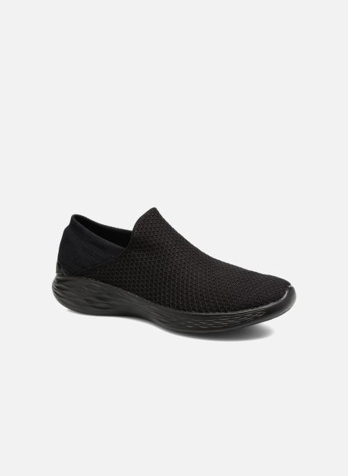 Sportschuhe Skechers You schwarz detaillierte ansicht/modell
