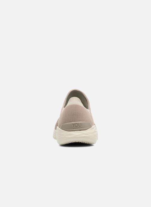 Sportschoenen Skechers You Beige rechts