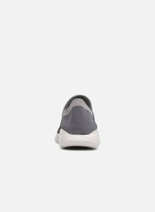 Zapatillas de deporte Skechers You Gris vista lateral derecha