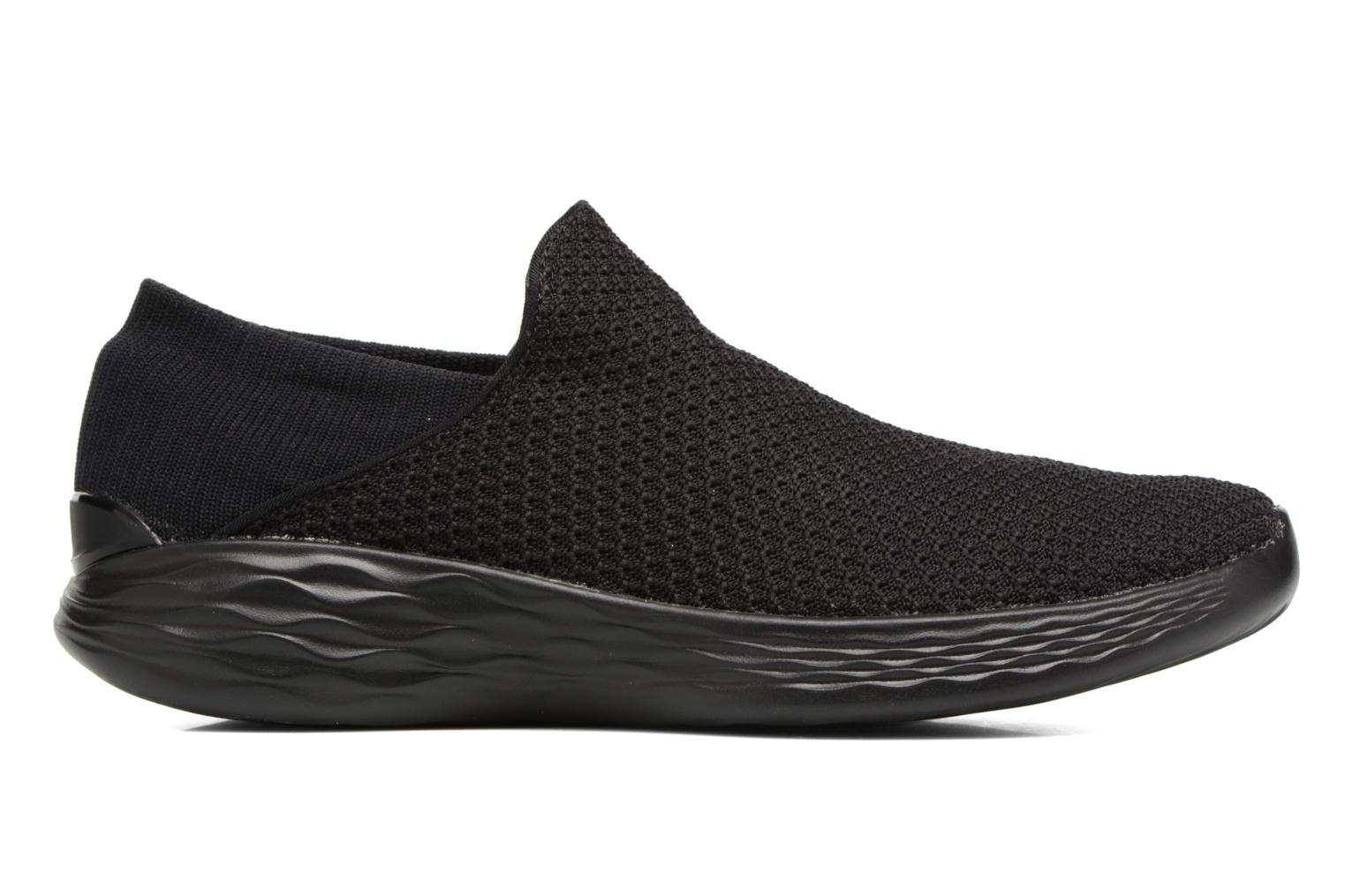 Sport shoes Skechers You Black back view