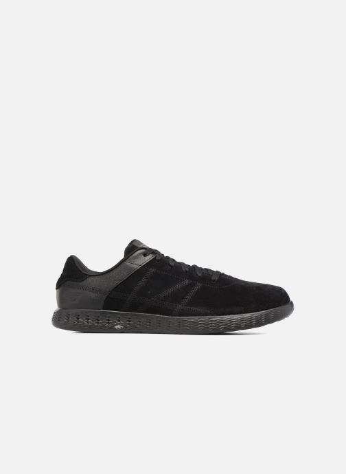 Deportivas Skechers On-the-go Glide Sharp Negro vistra trasera