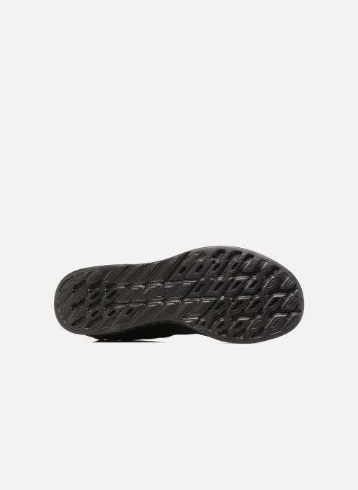 Baskets Skechers On-the-go Glide Sharp Noir vue haut