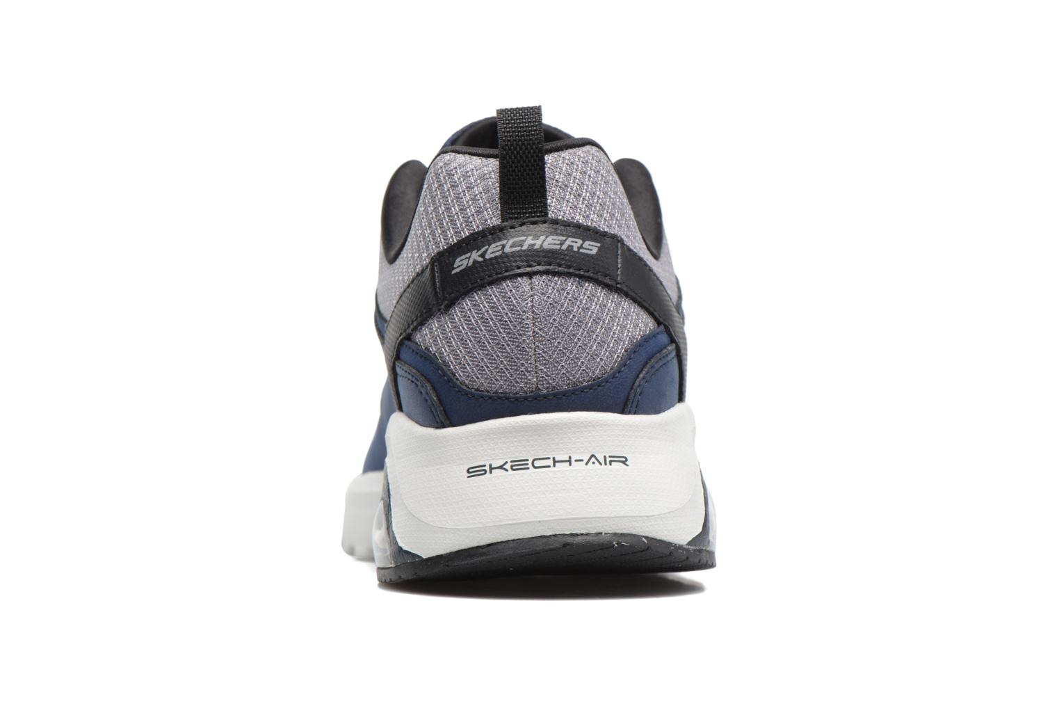 Trainers Skechers Skech-Air Extreme Emmerik Blue view from the right