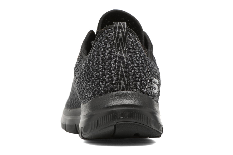 Chaussures de sport Skechers Flex Advantage 2.0 Cravy Gris vue droite