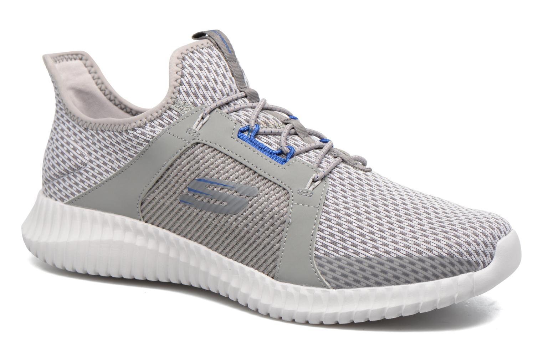 Sportssko Skechers Elite Flex Grå detaljeret billede af skoene