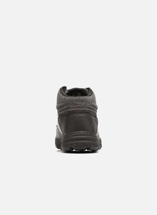Ankle boots Skechers Garton Meleno Black view from the right