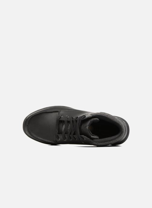 Ankle boots Skechers Garton Meleno Black view from the left