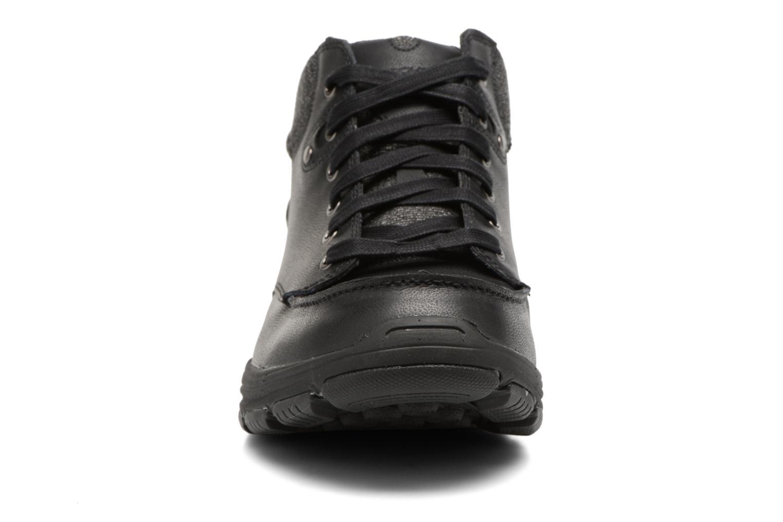 Stiefeletten & Boots Skechers Garton Meleno schwarz schuhe getragen