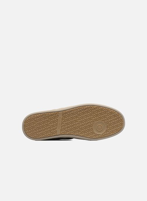 Zapatos con cordones Skechers Helmer Rolven Negro vista de arriba