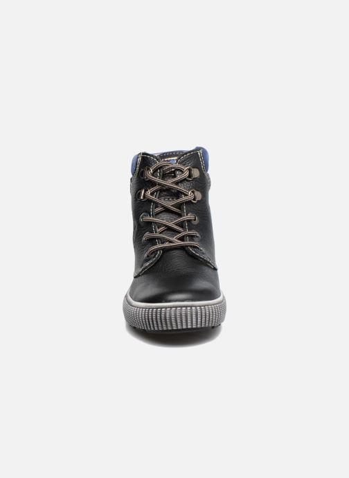 Baskets Pablosky Esteban Bleu vue portées chaussures