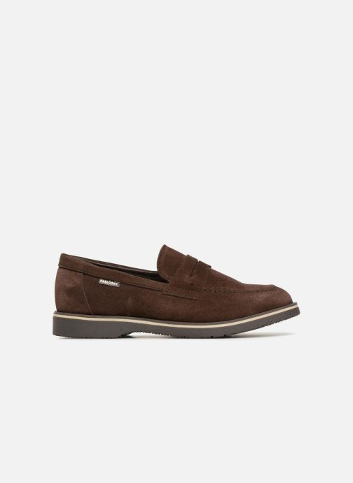 Loafers Pablosky Anielo Brown back view
