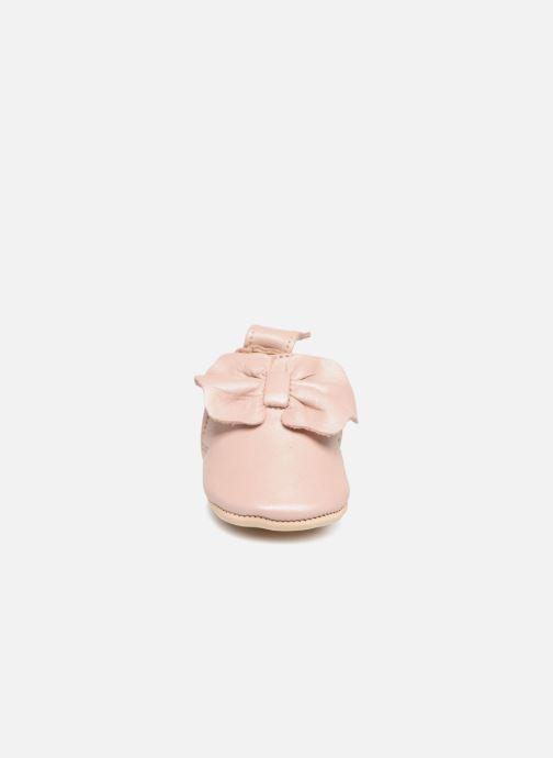 Slippers Easy Peasy Blumoo Nœud Pink model view
