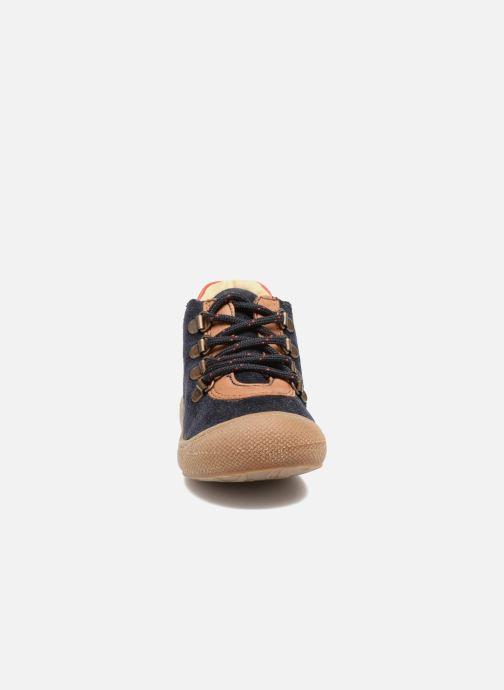 Bottines et boots Naturino Naturino 4674 Bleu vue portées chaussures