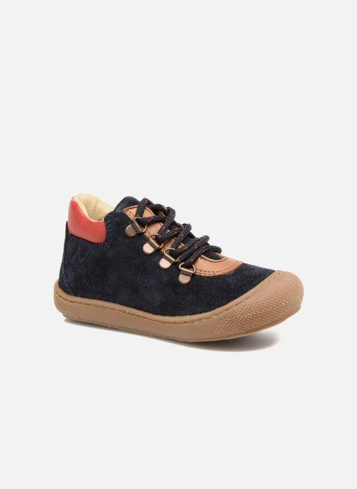 Bottines et boots Naturino Naturino 4674 Bleu vue détail/paire