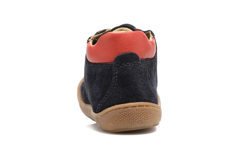 Bottines et boots Naturino Naturino 4674 Bleu vue droite