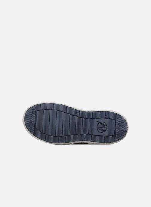 Chaussures à scratch Naturino Naturino 5210 VL Gris vue haut
