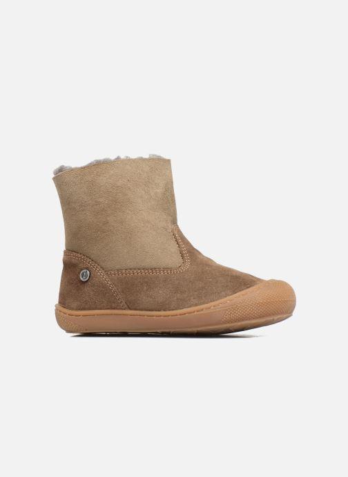 Boots en enkellaarsjes Naturino Cotton Blauw achterkant