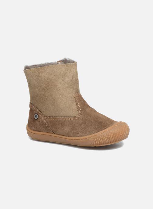 Boots en enkellaarsjes Naturino Cotton Blauw detail