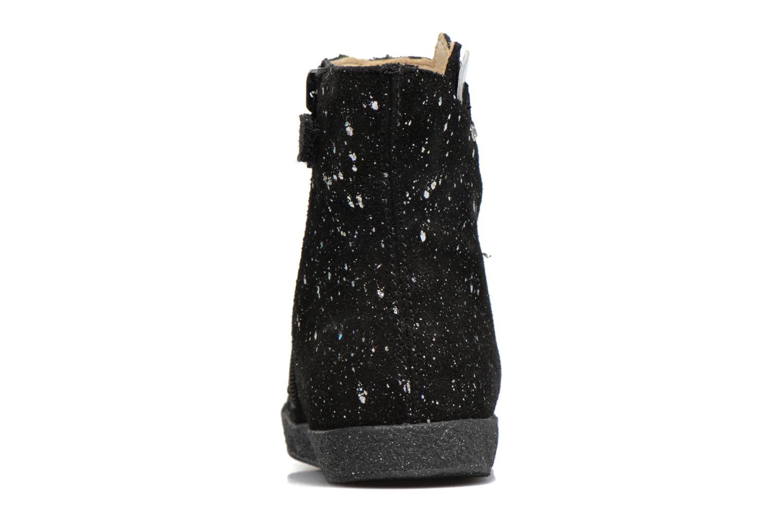 Stiefeletten & Boots Naturino Falcotto 1597 schwarz ansicht von rechts