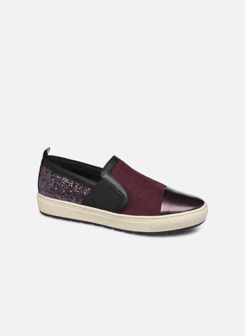 Sneakers Geox D Breeda A D642QA Bordò vedi dettaglio/paio