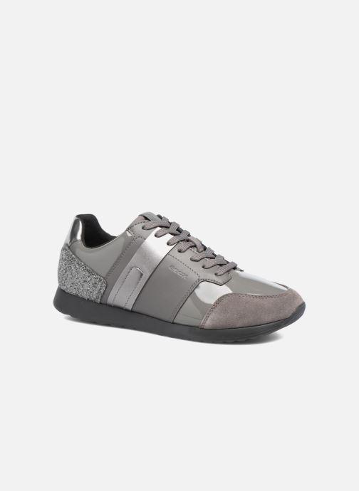 Geox Damen D Deynna D Sneaker, grau