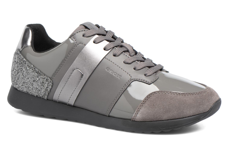 Sneakers Geox D Deynna D D746FD Grijs detail