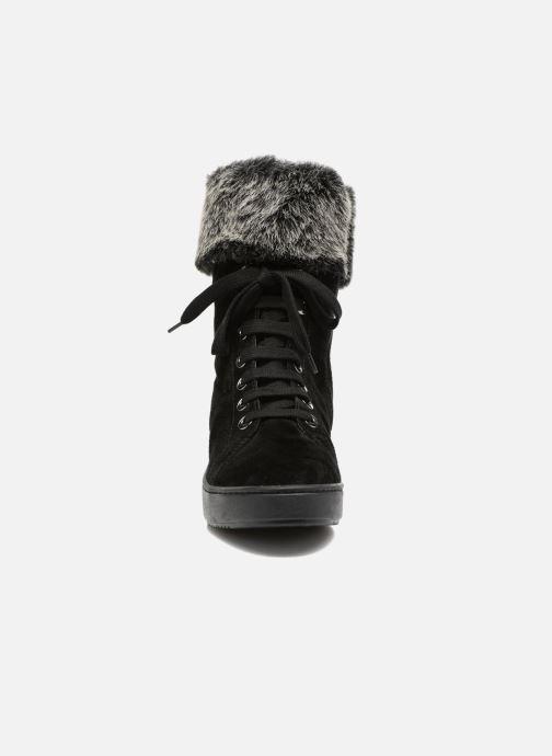 Bottines et boots The Flexx Cuff It Up Noir vue portées chaussures
