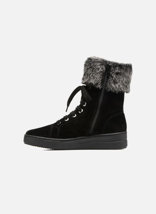 Boots en enkellaarsjes The Flexx Cuff It Up Zwart voorkant