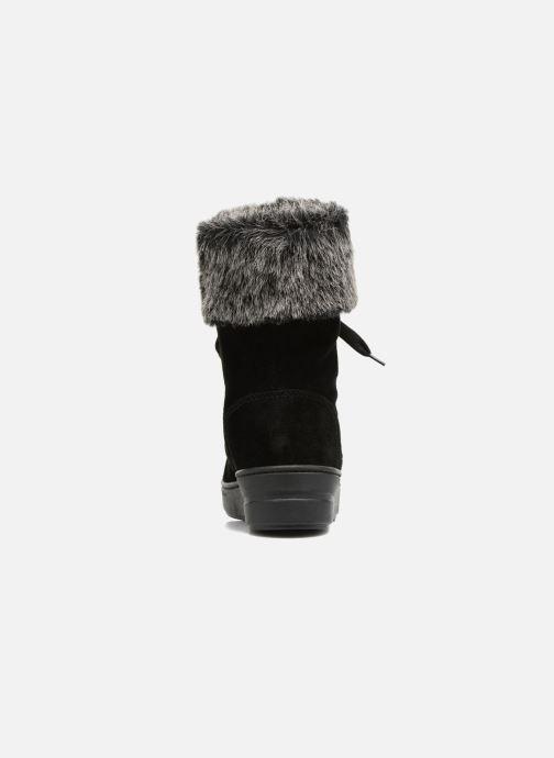 Boots en enkellaarsjes The Flexx Cuff It Up Zwart rechts