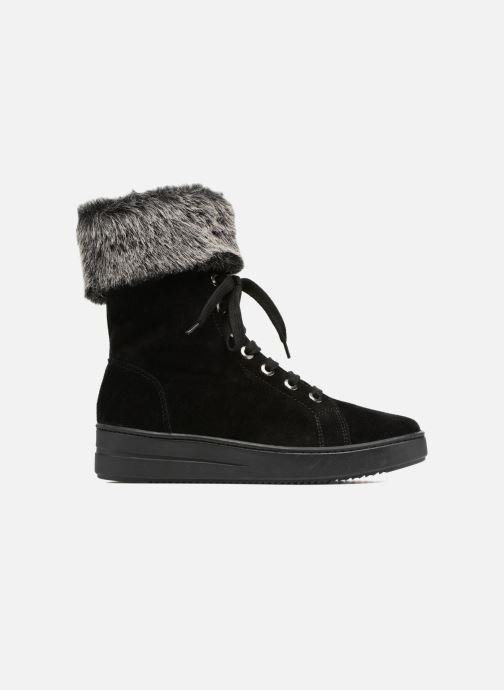 Boots en enkellaarsjes The Flexx Cuff It Up Zwart achterkant