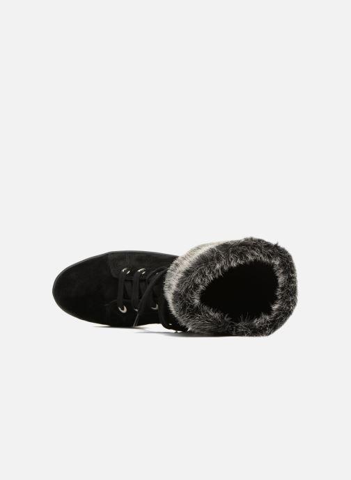 Boots en enkellaarsjes The Flexx Cuff It Up Zwart links